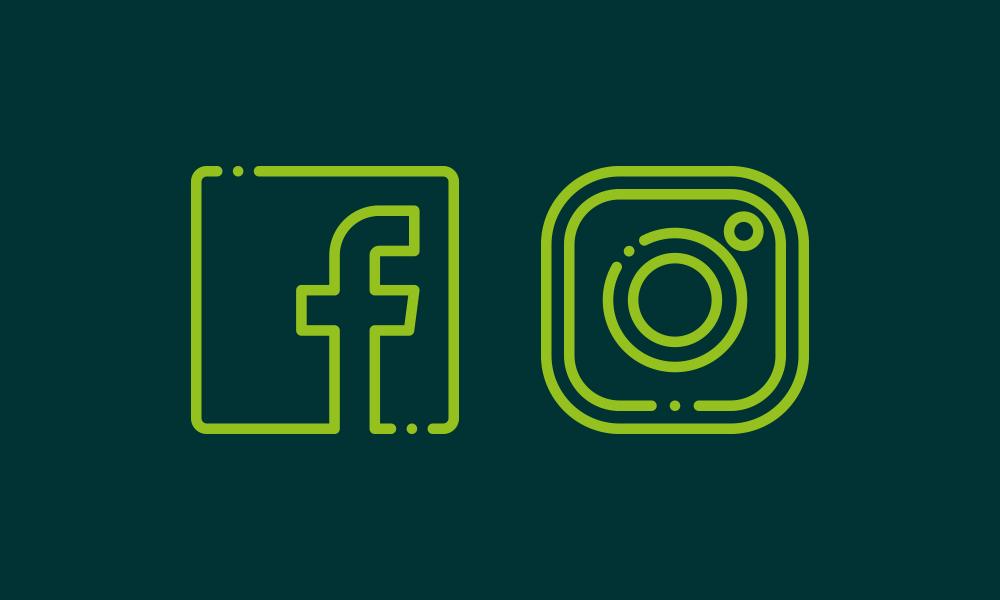 Aktuelles in den sozialen Medien