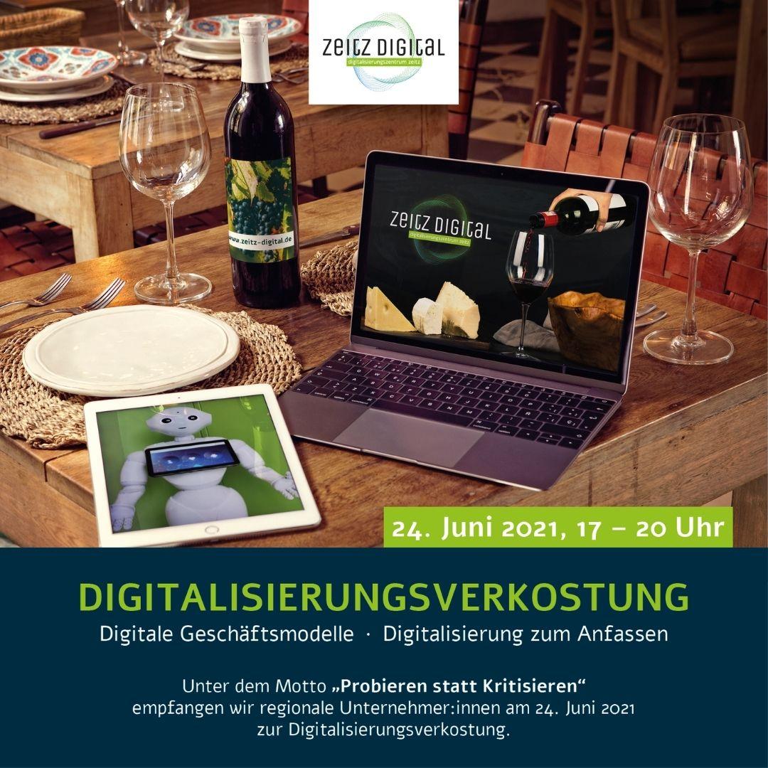 Digitalisierungsverkostung